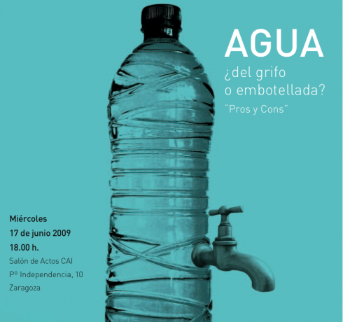 Agua, ¿embotellada o del grifo? Ciclo sobre residuos | El Blog de ...
