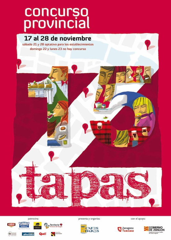 XV Concurso de Tapas de Zaragoza