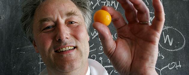 Esta es la corriente puesta en marcha por el químico francés Hervé This, del Instituto Nacional de Investigación Agronómica de AgroParisTech.